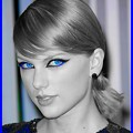 Photos: Beautiful Blue Eyes of Taylor Swift(11177)