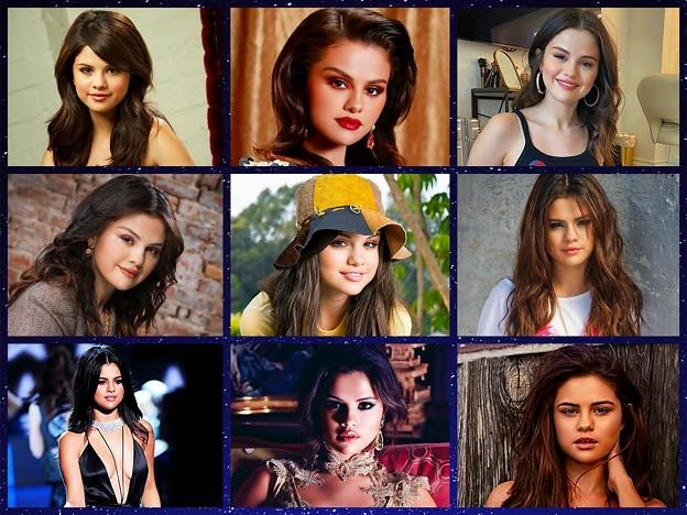 The latest image of Selena Gomez(43045) Collage