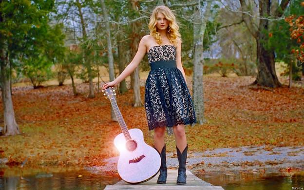 Beautiful Blue Eyes of Taylor Swift(11185)