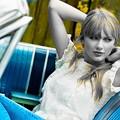 Beautiful Blue Eyes of Taylor Swift(11190)