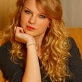 Beautiful Blue Eyes of Taylor Swift(11197)