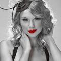 Beautiful Blue Eyes of Taylor Swift(11198)