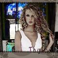 Beautiful Blue Eyes of Taylor Swift(11222)
