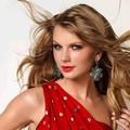 Beautiful Blue Eyes of Taylor Swift(11227)
