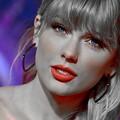 Beautiful Blue Eyes of Taylor Swift(11229)