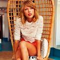 Beautiful Blue Eyes of Taylor Swift(11237)
