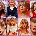 Beautiful Blue Eyes of Taylor Swift(11239)