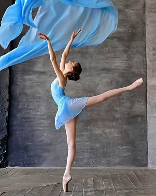 Beautiful Ballerina(3)
