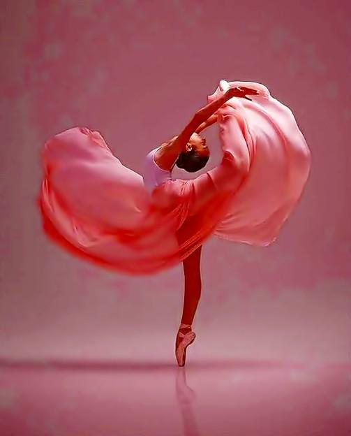 Beautiful Ballerina(7)