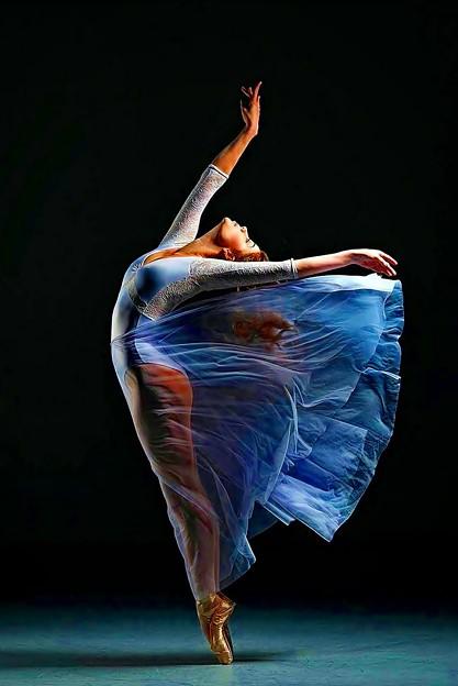 Beautiful Ballerina(10)