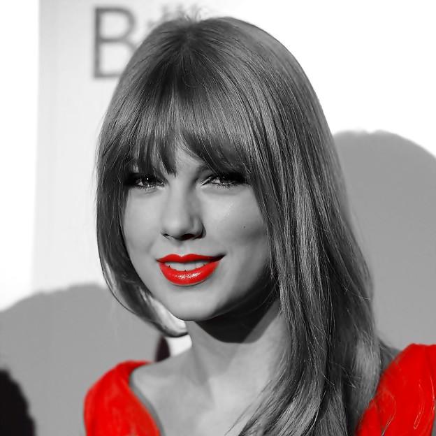 Beautiful Blue Eyes of Taylor Swift(11241)