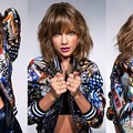 Beautiful Blue Eyes of Taylor Swift(11244)