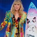 Beautiful Blue Eyes of Taylor Swift(11248)