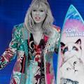 Beautiful Blue Eyes of Taylor Swift(11249)