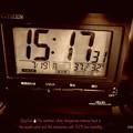 """7.19_15:17#37.2℃危険な酷暑温度…でも湿度が低い32%南風もあり""""記憶の夏""""低湿度なら会えるsummer when of dangerous,southwind old memories"""