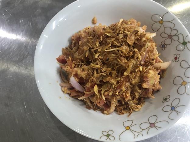 ミャンマーご飯 (1)
