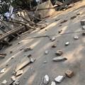 Photos: 道路封鎖 ヤンゴン (4)
