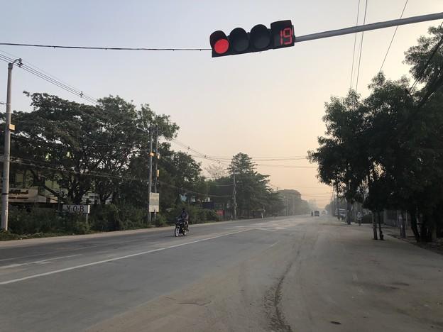 ヤンゴン 消えた路上のバリケード (6)