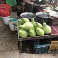 戒厳令下のヤンゴンの市場 (4)