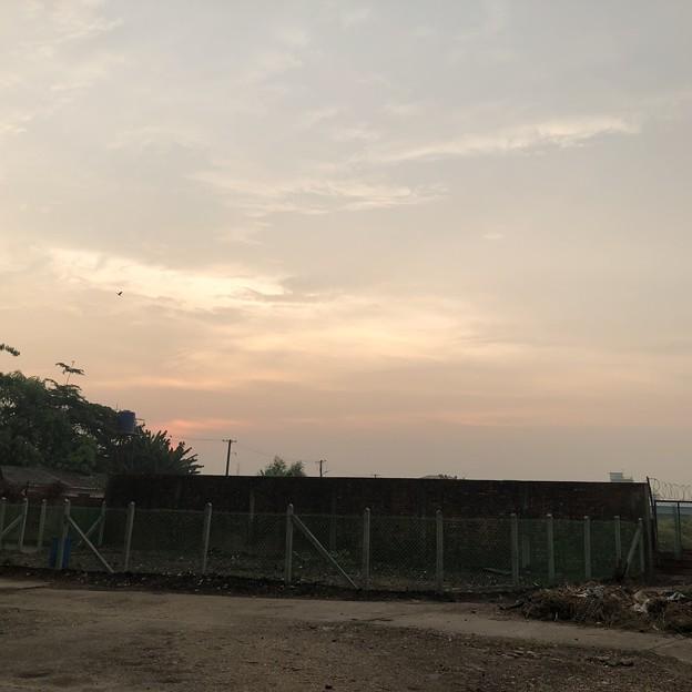ヤンゴン4月5日の朝 (4)