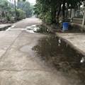 ヤンゴン4月5日の朝 (2)