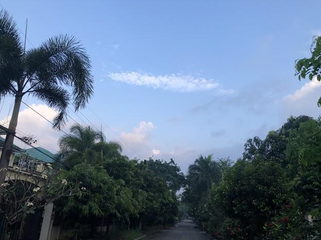 ヤンゴン4月6日の朝 (3)