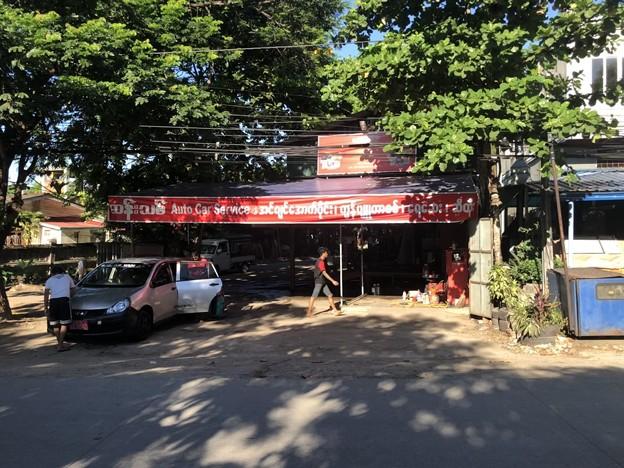 5月10日のヤンゴンの様子 (3)