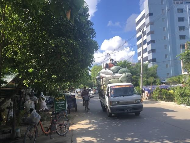 5月10日のヤンゴンの様子 (14)