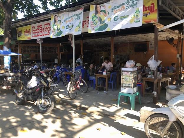 5月10日のヤンゴンの様子 (12)
