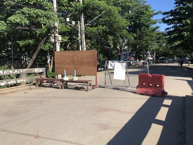 5月10日のヤンゴンの様子 (5)