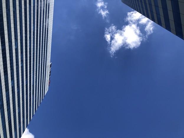 青空とミャンマープラザな5月11日 (1)