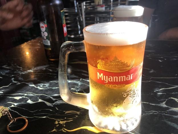 ミャンマービール (3)