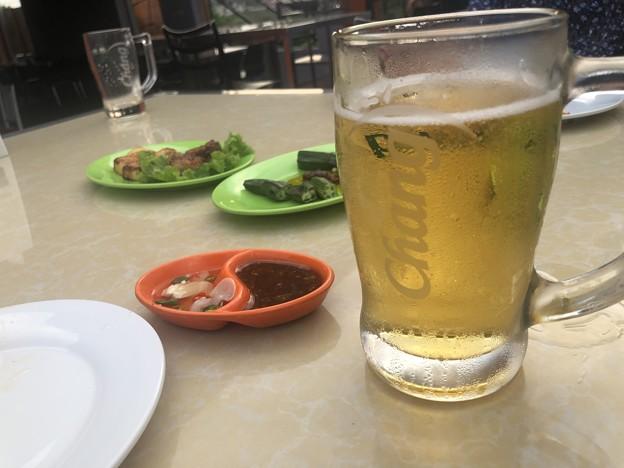 ミャンマーBBQ 平穏な時 (4)