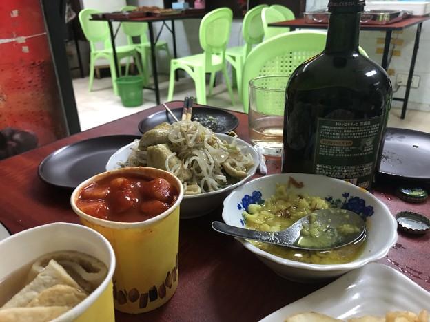 ヤンゴン宴の夜 (4)