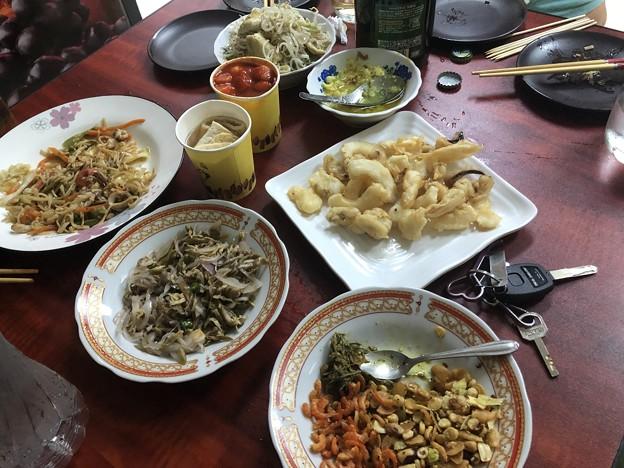ヤンゴン宴の夜 (1)