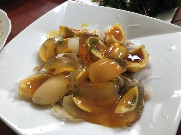 ヤンゴンで宴 第二夜 (1)