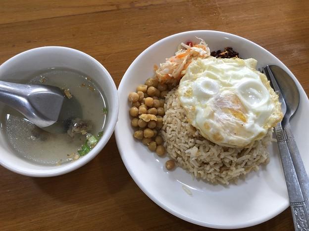 ヤンゴン6月27日の朝ごはん (3)