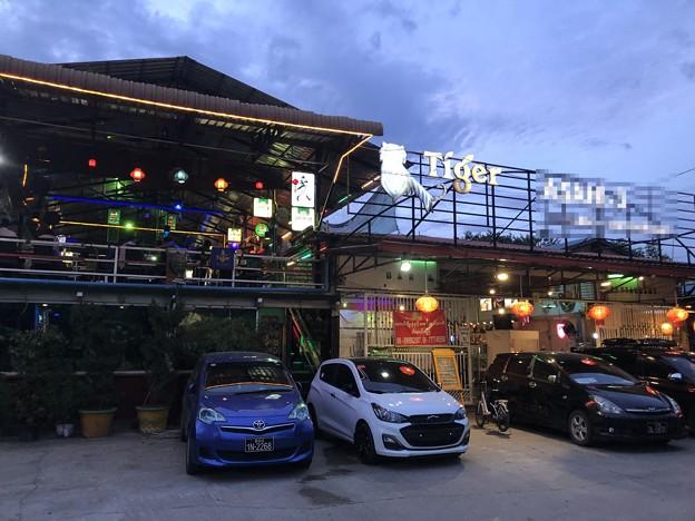 ヤンゴンの外出自粛対策 (6)