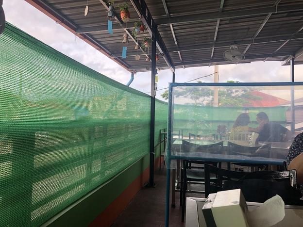 ヤンゴンの外出自粛対策 (1)