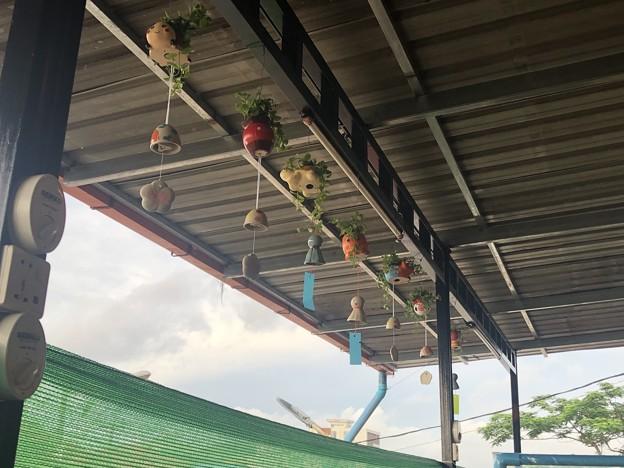 ヤンゴンの外出自粛対策 (3)