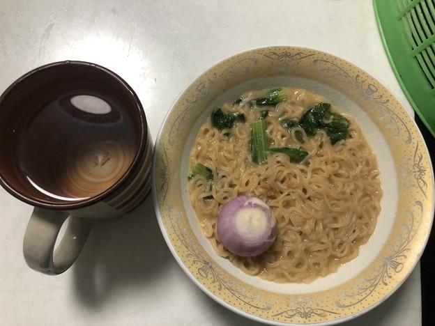 ヤンゴン 連休中の食事 (1)