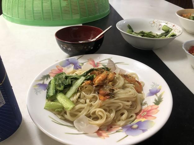ヤンゴン 連休中の食事 (2)