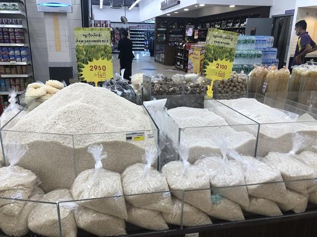 ヤンゴンのスーパーシティマートの今 (6)