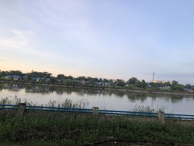 Photos: 9月19日のヤンゴンの朝 (4)
