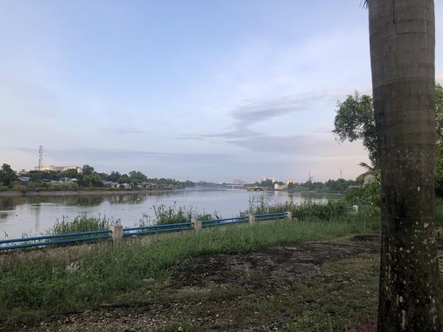 9月19日のヤンゴンの朝 (5)
