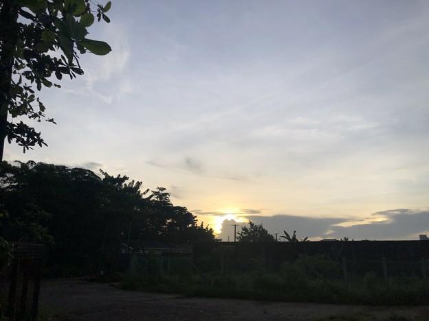 9月19日のヤンゴンの朝 (6)