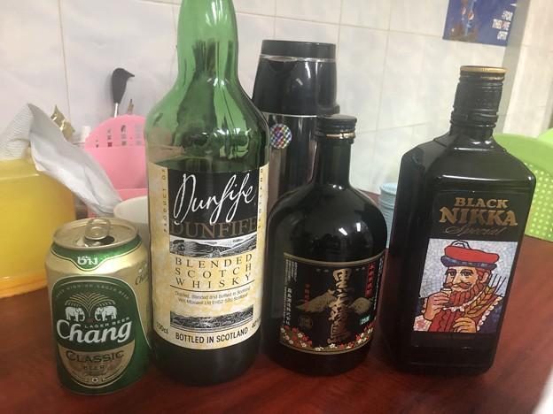 ヤンゴン9月20日の宴の夜 (1)