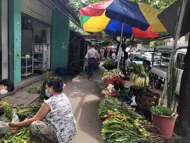 10月10日 ヤンゴンの今 (3)