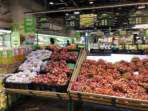 ヤンゴン オーシャンスーパーマーケット (3)