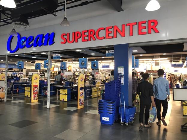 ヤンゴン オーシャンスーパーマーケット (1)